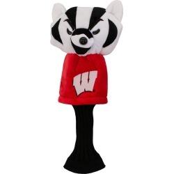 Mascot Golf Head Cover Wisconsin Badgers