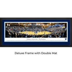 Villanova Wildcats Basketball - Panoramic Print