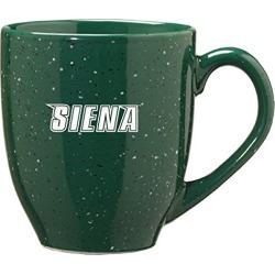 Siena College - 16-ounce Ceramic Coffee Mug - Green