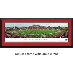 Illinois State Football -  Panoramic Poster