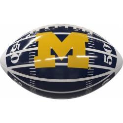 Michigan Field Mini-Size Glossy Football
