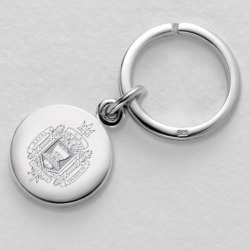 Naval Academy Sterling Silver Key Ring by M.LaHart & Co.
