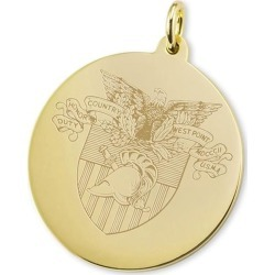 West Point 18K Gold Charm by M.LaHart & Co.