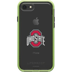 LifeProof Night Flash iPhone 8 and iPhone 7 SLAM series case with Ohio State Buckeyes