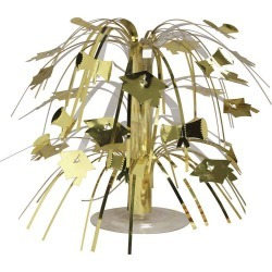 Gold Mortarboard Graduation Centerpieces found on Bargain Bro from balfour for USD $13.11