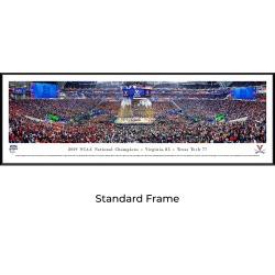 2019 NCAA Basketball Champions - Virginia Cavaliers - Standard Frame