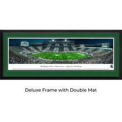 Michigan State Spartans Football - Stripe - Panoramic Print found on Bargain Bro India from balfour for $35.99