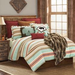 HiEnd Accents Serape Comforter Set