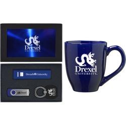 Drexel University-Tech Gift Set