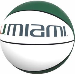 Miami Official-Size Autograph Basketball