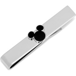 Disney Black Mickey Mouse Silhouette Tie Bar found on Bargain Bro Philippines from balfour for $46.24