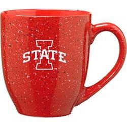 Iowa State University - 16-ounce Ceramic Coffee Mug - Red