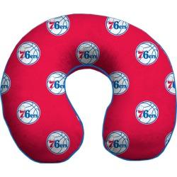 NBA Memory Foam Travel Pillow Philadelphia 76ers