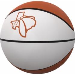 Texas Official-Size Autograph Basketball