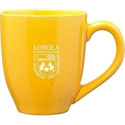 Loyola University Chicago - 16-ounce Ceramic Coffee Mug - Gold