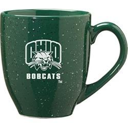 Ohio University - 16-ounce Ceramic Coffee Mug - Green