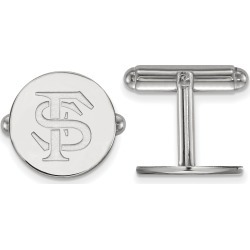 FSU Sterling Silver Cufflinks found on MODAPINS from balfour for USD $80.99