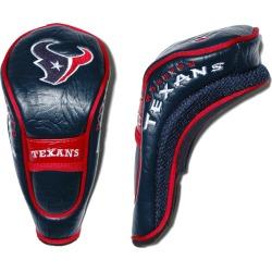 Hybrid Golf Head Cover Houston Texans