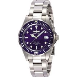 Invicta Men's Pro Diver Quartz 3 Hand Blue Dial Watch
