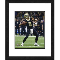 Drew Brees Action Photography 18x22