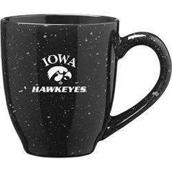 University of Iowa - 16-ounce Ceramic Coffee Mug - Black
