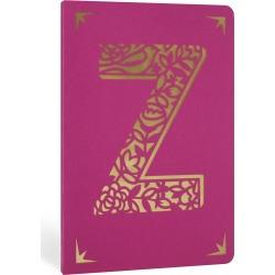 Portico Designs Letter Z Foil A6 Notebook