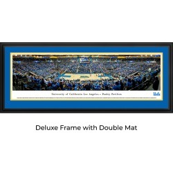 UCLA Bruins Basketball - Panoramic Print