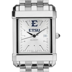 East Tennessee State University Men's Collegiate Watch with Bracelet by M.LaHart & Co. found on Bargain Bro India from balfour for $395.00