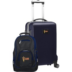 Arizona State Sun Devils Deluxe 2-Piece Backpack and Carry on Set