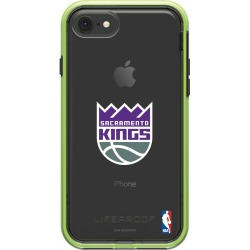 LifeProof Night Flash iPhone 8 and iPhone 7 SLAM series case with Sacramento Kings