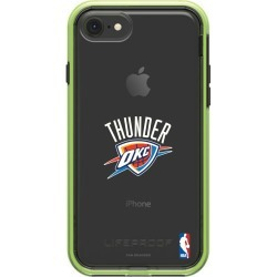 LifeProof Night Flash iPhone 8 and iPhone 7 SLAM series case with Oklahoma City Thunder