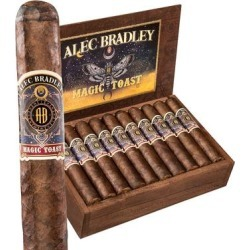 Alec Bradley Magic Toast Gordo Maduro - PACK (5) found on Bargain Bro India from thompsoncigar.com for $49.00