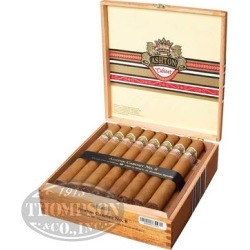 Ashton Cabinet Selection No. 7 Toro Connecticut - PACK (5) found on Bargain Bro Philippines from thompsoncigar.com for $58.30