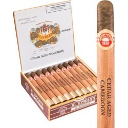 H Upmann Cedar Aged Lonsdale Cameroon - BOX (20) found on Bargain Bro India from thompsoncigar.com for $99.95