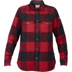 Fjallraven Women's Apparel & Clothing Canada Shirt - Women's-Red-Medium F90835320M Model: 424356 found on MODAPINS from campsaver.com for USD $150.00