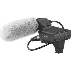 Sony XLR-K3M Adapter Kit with Microphone found on Bargain Bro Philippines from Crutchfield for $598.00