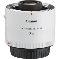 Canon EF 2x III Extender found on Bargain Bro Philippines from Crutchfield for $429.99