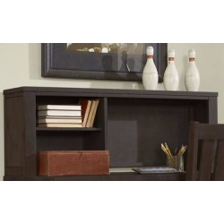 Highlands Desk Hutch Espresso Sold w/ 11540 - Hillsdale 11550 found on Bargain Bro India from totally furniture for $149.00