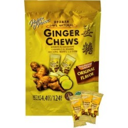 Prince Of Peace 100% Natural Ginger Candy Chews-4 oz Bag found on Bargain Bro India from Puritan's Pride for $4.99