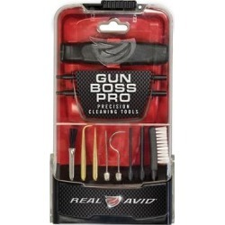 Real Avid Gun Boss Pro Precision Cleaning Tools found on Bargain Bro India from brownells.com for $20.19