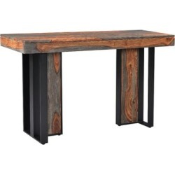 Sierra Console Table - 2 Cartons in Sierra Brown - Coast to Coast 37116 found on Bargain Bro India from totally furniture for $357.33