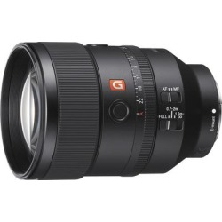 Sony Alpha Full Frame E-Mount 135mm f/1.8 GM found on Bargain Bro India from Crutchfield for $2098.00