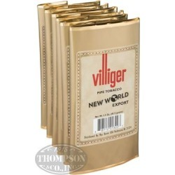 Villiger Export Pipe Tobacco New World 1.5oz - 1.5 Ounce Pouch found on Bargain Bro India from thompsoncigar.com for $4.22