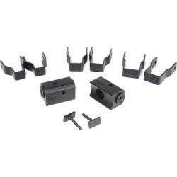 PowerBass XL-SBSCLAMP Thin Square Clamps for XL Soundbars found on Bargain Bro Philippines from Crutchfield for $49.99
