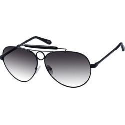 Zenni Men's Sunglasses Black Metal Frame found on Bargain Bro India from Zenni Optical for $27.95