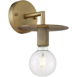 Nuvo Lighting Nuvo Bizet 7 Inch Wall Sconce - 60/7241 found on Bargain Bro India from Capitol Lighting for $120.99