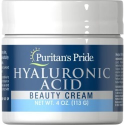Puritan's Pride Hyaluronic Acid Beauty Cream-4 oz Cream found on Bargain Bro Philippines from Puritan's Pride for $9.49