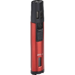 Jetline Double Torch Red Pen Lighter - Red found on Bargain Bro India from thompsoncigar.com for $19.95