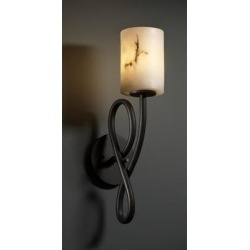 Justice Design Group Lumenaria 18 Inch Wall Sconce - FAL-8911-10-DBRZ found on Bargain Bro India from Capitol Lighting for $270.00
