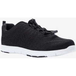 Extra Wide Width Women's Travel Walker Evo Sneaker by Propet in Black (10 XW) found on Bargain Bro India from Woman Within for $69.99